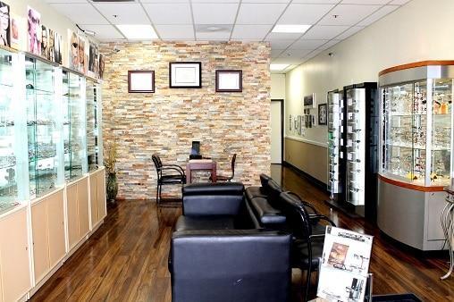Optometry Practice Office
