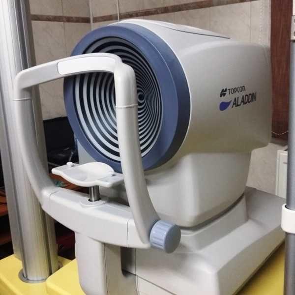 Topcon Aladdin Biometer a