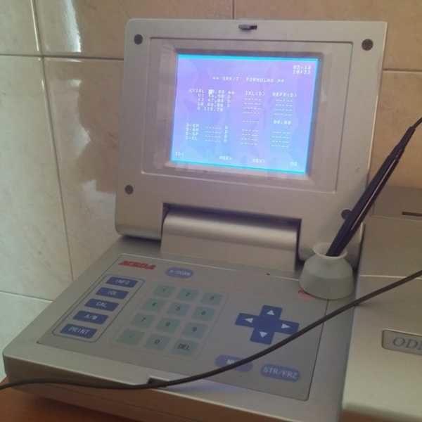 Topcon Aladdin Biometer b