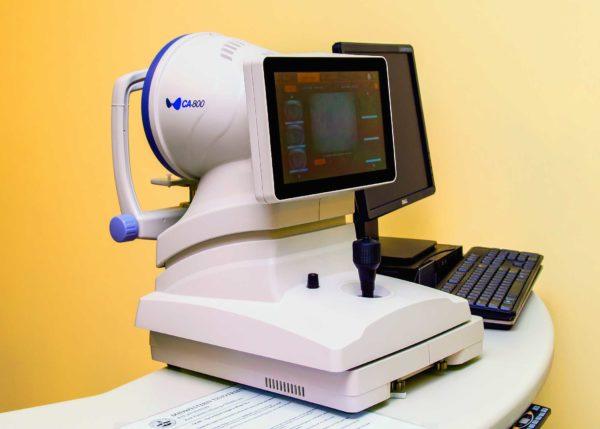 Topcon CA-800 Corneal Analyzer g