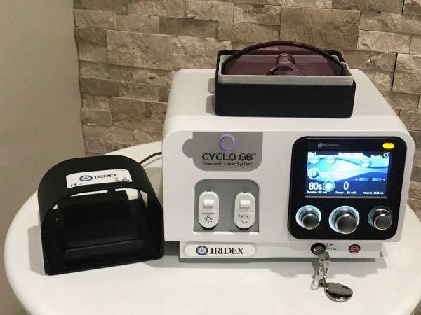 Iridex CYCLO G6 Glaucoma