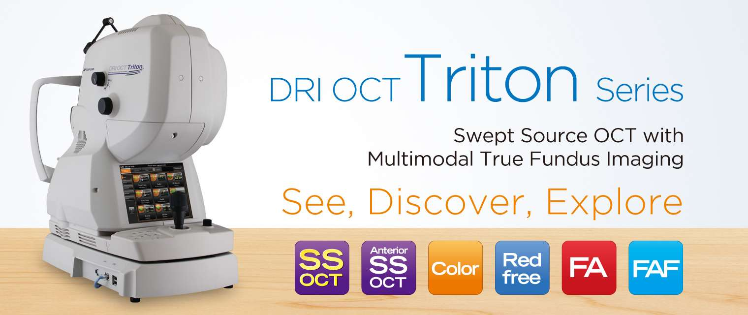 DRI OCT Triton
