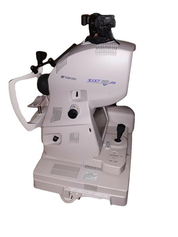 Topcon-3D-OCT-2000